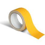 Taśma antypoślizgowa ASPRO samoprzylepna 10mx50mm żółta w sklepie internetowym TOPlistwy.pl