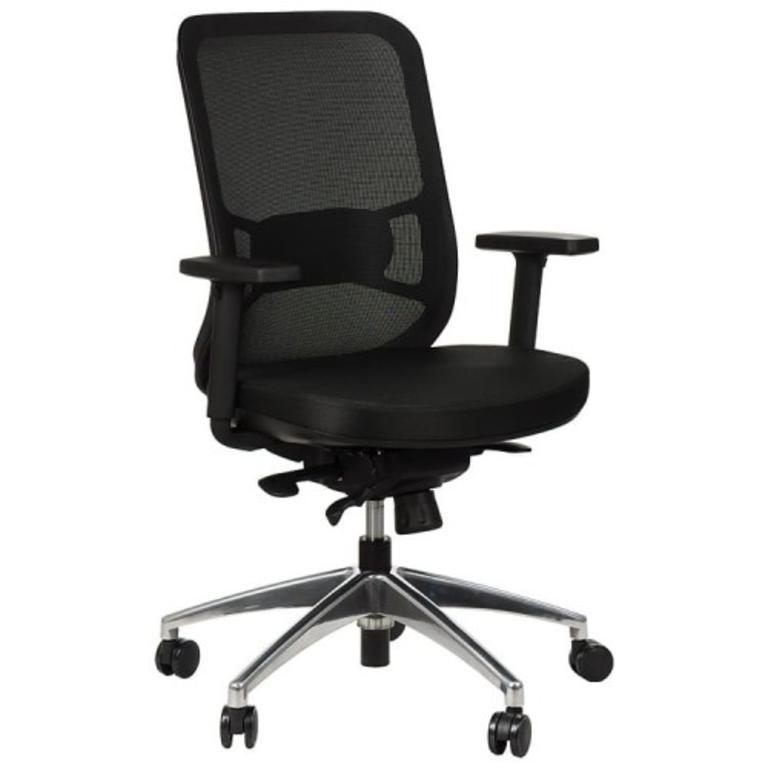 Krzesło obrotowe, czarny najtańsze sklepy internetowe