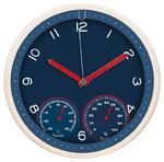 Zegar ścienny MPM E01.3084.30 Termometr Higrometr w sklepie internetowym ZegaryZegarki.pl