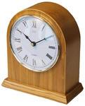 Zegar kominkowy JVD HS15.1 Drewniany 18 x 21 cm w sklepie internetowym ZegaryZegarki.pl
