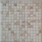 Mozaika Szklana Biała + złota KMC015 w sklepie internetowym Supermozaika.pl