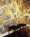 Mozaika szklana Hanami złota gold w sklepie internetowym Supermozaika.pl