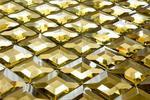 Mozaika Szklana Diamentowa Złota A113 w sklepie internetowym Supermozaika.pl