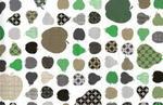 Folia okleina meblowa Gekkofix Apples & Pearls Green 12850 w sklepie internetowym Profilms