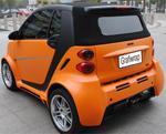 Folia wylewana pomarańczowy mat szer. 1,52m MSC930 w sklepie internetowym Profilms