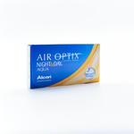 AIR OPTIX NIGHT&DAY AQUA 6 szt. - NOWOŚĆ! w sklepie internetowym e-Soczewki.pl