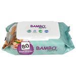 - BAMBO NATURE - Chusteczki nawilżane Bambo Nature w sklepie internetowym KrainaPieluszek.pl