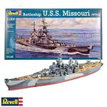 Model do sklejania Revell Battleship U.S.S. Missouri (WWII) w sklepie internetowym ksiegarnia-marki.pl
