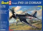 Model do sklejania REVELL Vought F4U-1A Corsair w sklepie internetowym ksiegarnia-marki.pl