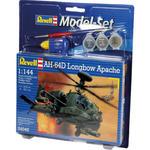Model do sklejania REVELL AH-64D Longbow Apache + klej + farby w sklepie internetowym ksiegarnia-marki.pl
