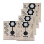 MAKITA 83133B8K Worki papierowe do odkurzacza przemysłowego 5szt. MAKITA 440, 448, VC4510L, VC3510 (worek 83100B8I) w sklepie internetowym Makita Sklep