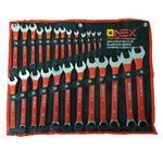 OX-2227 zestaw kluczy płasko-oczkowych / 25 elementów 6-32mm CR-V klucze (klucze płaskie płasko-oczkowe) w sklepie internetowym Makita Sklep
