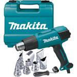 MAKITA HG6531CK opalarka 2000W 50C-650C w walizce z akcesoriami (250 l/min / 500 l/min) w sklepie internetowym Makita Sklep