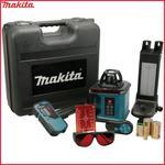 MAKITA SKR200Z samopoziomujący niwelator laserowy, laser rotacyjny z detektorem do fi200m i pilotem do 30m (SKR 200 Z poziomica laserowa) w sklepie internetowym Makita Sklep