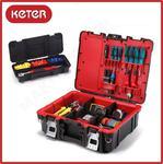 KETER Technican Box 17198036 Skrzynka narzędziowa walizka MOCNA I LEKKA Skrzynka narzędziowa Technican Box KETER walizka MOCNA I LEKKA (17198036) w sklepie internetowym Makita Sklep