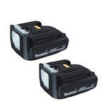 MAKITA 194558-0 / BL1415 akumulator Li-Ion 1.3Ah Pakiet 2 szt. 14.4V akumulatorów oryginał bateria np. do BTD134 BDF343 BPJ140 BVC340 BCL142 BML145 BM Pakiet 2 sztuk 14.4V akumulatorów akumulator w sklepie internetowym Makita Sklep