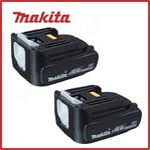 MAKITA BL1415N akumulator Li-Ion 1.5Ah Pakiet 2 szt. 14.4V akumulatorów oryginał bateria np. do BTD134 BDF343 BPJ140 BVC340 BCL142 BML145 BM w sklepie internetowym Makita Sklep