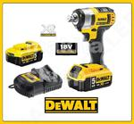 DCF880P2-QW klucz udarowy 1/2'' uchwyt kwadrat XR 2x Li-Ion 18V/5.0Ah DCB184-XJ DeWALT DCF880P2-QW klucz udarowy 1/2'' uchwyt kwadrat XR 2x Li-Ion 18V/5.0Ah DCB184-XJ DeWALT w sklepie internetowym Makita Sklep