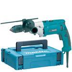 MAKITA HP2071J wiertarka udarowa 1010W 2-biegowa elektroniczna w walizce systemowej MAKPAC w sklepie internetowym Makita Sklep