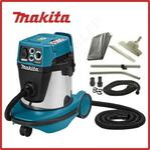 MAKITA VC2211MX1 Odkurzacz przemysłowy 1050W klasa M na sucho i mokro otrząsacz w sklepie internetowym Makita Sklep