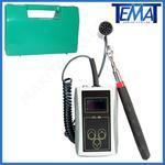 TEMAT 1CGM1SW Detektor czujnik wykrywacz gazu z wysięgnikiem (CG-M1S w komplecie akumulatory walizka) w sklepie internetowym Makita Sklep