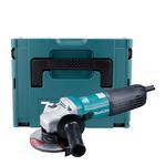 MAKITA GA5040C szlifierka kątowa 125mm 1400W z regulacją obrotów 2800 - 11000 obr/min system tłumienia drgań SJS2 anty-restart + walizka 821550-0 w sklepie internetowym Makita Sklep