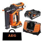 AEG B18N18-LI202B Akumulatorowa sztyfciarka / gwoździarka 18V 2,0Ah gwoździe 16-55mm 4935451535 w sklepie internetowym Makita Sklep