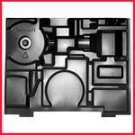 MILWAUKEE 4932453507 Wkład Kalibracyjny Insert 9 do walizki systemowej HD BOX typ 1 (900001071 M18CAG125X M18CAG125XPD M18CAG125XPDB) w sklepie internetowym Makita Sklep