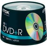 Płyta DVD TDK DVD+R 4.7 GB 16x 120 min. 50 szt w sklepie internetowym Kupwkoszalinie