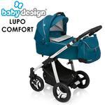 LUPO COMFORT Baby Design wózek 2w1 lub 3w1 z fotelikiem Baby design Lupo Comfort w sklepie internetowym Sklepikdzieciecy.pl