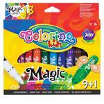 Magiczne flamastry 9 +1 Colorino w sklepie internetowym Strefaucznia.pl