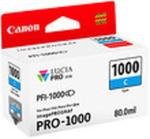 Canon tusz PFI-1000C Cyan w sklepie internetowym Foto - Plus
