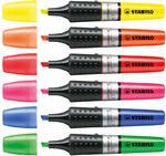 Zakreślacz Luminator STABILO 71/41 niebieski w sklepie internetowym sklepkrzyzanek.pl