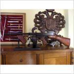 GANGSTERSKI THOMPSON M1928 TOMMY GUN -AL CAPONE- w sklepie internetowym Replikabroni.com.pl