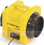 Dmuchawa Trotec TTV 1500 - wentylator tłoczący / wentylator osiowy w sklepie internetowym KlimaSklep