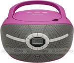 Boombox Blaupunkt BB6VL - radioodtwarzacz z CD / MP3 / USB / AUX / FM PLL w sklepie internetowym KlimaSklep