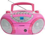 Boombox Blaupunkt BB15PK - radioodtwarzacz kasetowy / CD / MP3 / USB / AUX / AM-FM w sklepie internetowym KlimaSklep