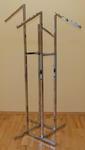 Stojak metalowy ''krzyżak'' model SL - chromowany w sklepie internetowym marikus.pl