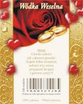 Etykiety dwustronne- naklejki samoprzylepne na alkohol 50 szt. w sklepie internetowym Dorado