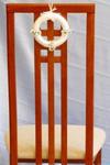Wianek dekoracyjny do powieszenia, śr. 15cm w sklepie internetowym Dorado