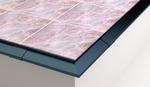 Narożnik balkonowy zewnętrzny 90° do profila CE102 brązowy RAL 8019 + łącznik 2szt. w sklepie internetowym emaga.eu