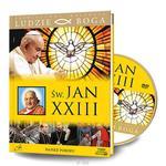 Święty JAN XXIII - DVD + ALBUM w sklepie internetowym Księgarnia Dobrego Pasterza
