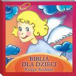 Biblia dla Dzieci Księga Rodzaju słuchowisko CD w sklepie internetowym Księgarnia Dobrego Pasterza