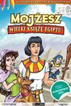 Film religijny Mojżesz Wielki książę Egiptu DVD + Kolorowanka w sklepie internetowym Księgarnia Dobrego Pasterza