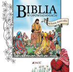 Biblia w opowiadaniach na każdy dzień roku ETUI PREZENT KOMUNIA w sklepie internetowym Księgarnia Dobrego Pasterza