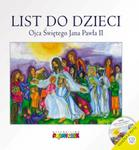 List do Dzieci Ojca Świętego Jana Pawła II + CD w sklepie internetowym Księgarnia Dobrego Pasterza