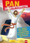PAN ZMARTWYCHWSTAŁ. Gry, rebusy, krzyżówki i kol. na Wielkanoc w sklepie internetowym Księgarnia Dobrego Pasterza