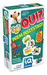 QUIZ - WIEM WSZYSTKO! IQ Odpowiedzi na wszystkie ważne pytania w sklepie internetowym Księgarnia Dobrego Pasterza