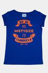 """Koszulka damska """"Bo ja nie wstydzę się Ewangelii"""" w sklepie internetowym Księgarnia Dobrego Pasterza"""