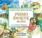 Dobry Bóg mówi do nas. Pismo Święte dla dzieci - Audiobook MP3 w sklepie internetowym Księgarnia Dobrego Pasterza